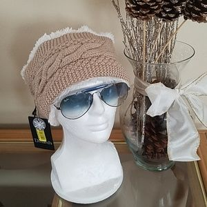 Faux Fur Winter Headband
